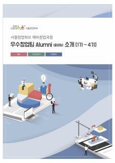 서울창업허브 예비창업과정 우수창업팀 Alumni(졸업팀) 소개 [1기~4기]
